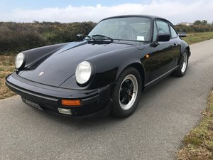 1987 Porsche 911 Carrera Coupe with  sunroof AFN supplied For Sale