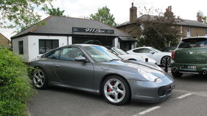 2005 PORSCHE 911 (996) CARRERA 4S 3.6 TIPTRONIC WIDE BODIED COUPE For Sale