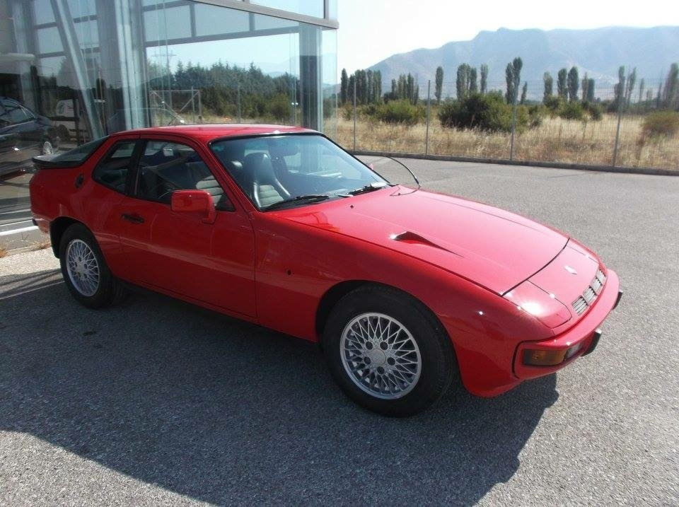 1979 LHD Porsche 924 turbo series 1-LEFT HAND DRIVE For Sale (picture 1 of 4)