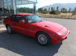 1979 LHD Porsche 924 turbo series 1-LEFT HAND DRIVE For Sale