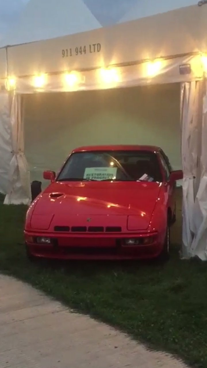 1979 LHD Porsche 924 turbo series 1-LEFT HAND DRIVE For Sale (picture 3 of 4)