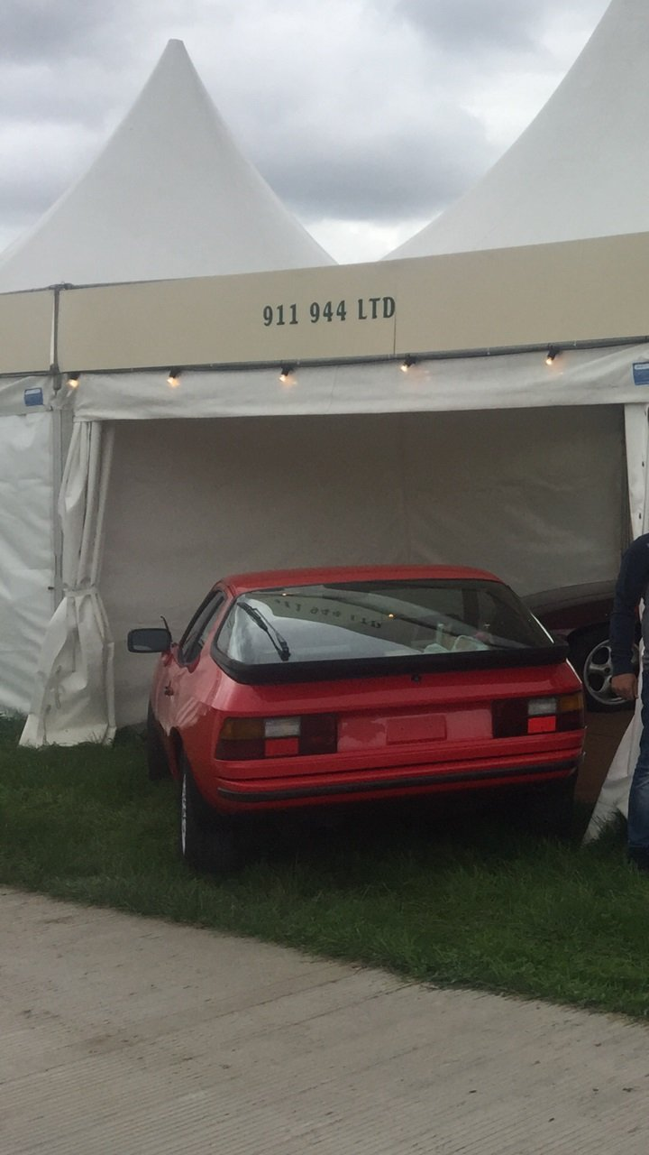 1979 LHD Porsche 924 turbo series 1-LEFT HAND DRIVE For Sale (picture 4 of 4)