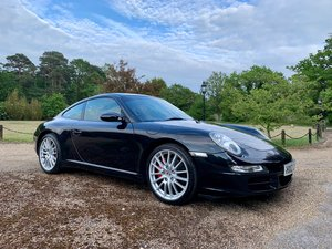2005 PORSCHE 911 997 CARRERA 2 S 3.8 COUPÉ. 50,000 MILE For Sale