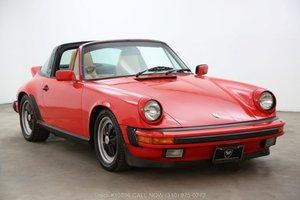 1985 Porsche Carrera Targa