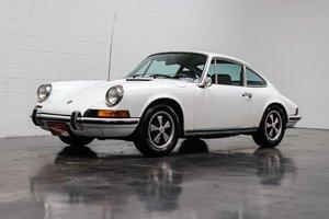 1969 Porsche 912 Coupe = Clean Ivory(~)Black driver $59.9k