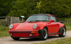1985 Porsche Turbo, Porsche 930, Porsche 930 Turbo, Porsche coupe SOLD