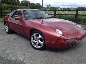 1989 PORSCHE 928 S4 1998 For Sale