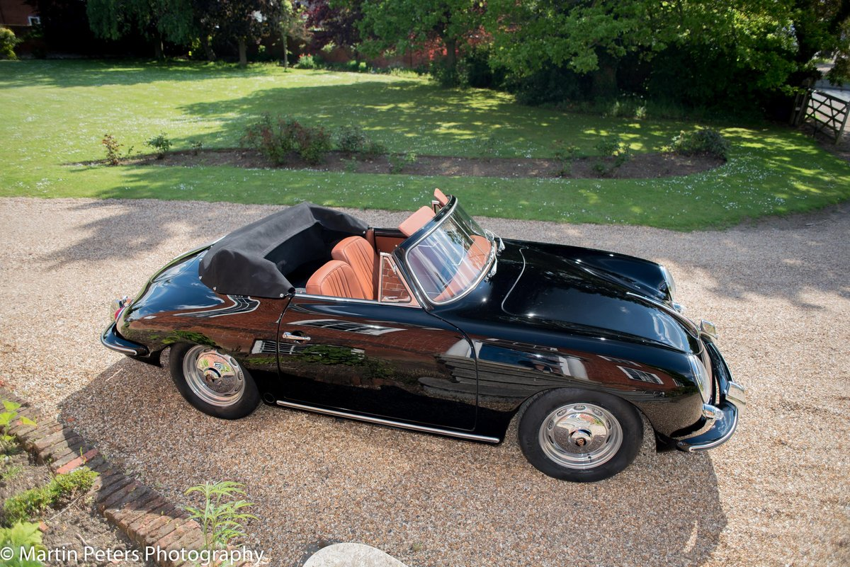 Porsche 356 B T5 Cabriolet 1961 For Sale (picture 1 of 24)