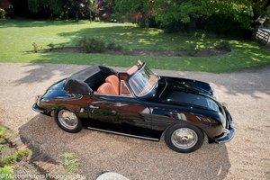 1961 Porsche 356 B T5 Cabriolet