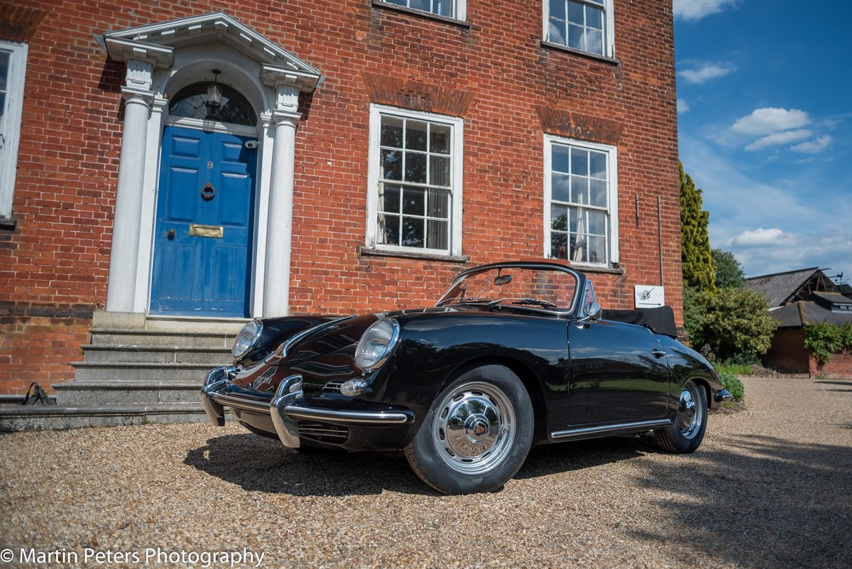 Porsche 356 B T5 Cabriolet 1961 For Sale (picture 2 of 24)