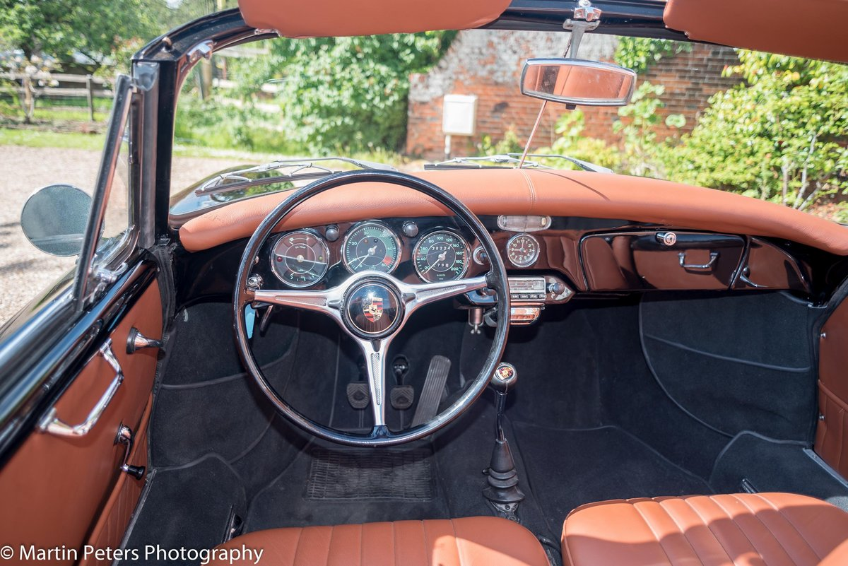 Porsche 356 B T5 Cabriolet 1961 For Sale (picture 3 of 24)