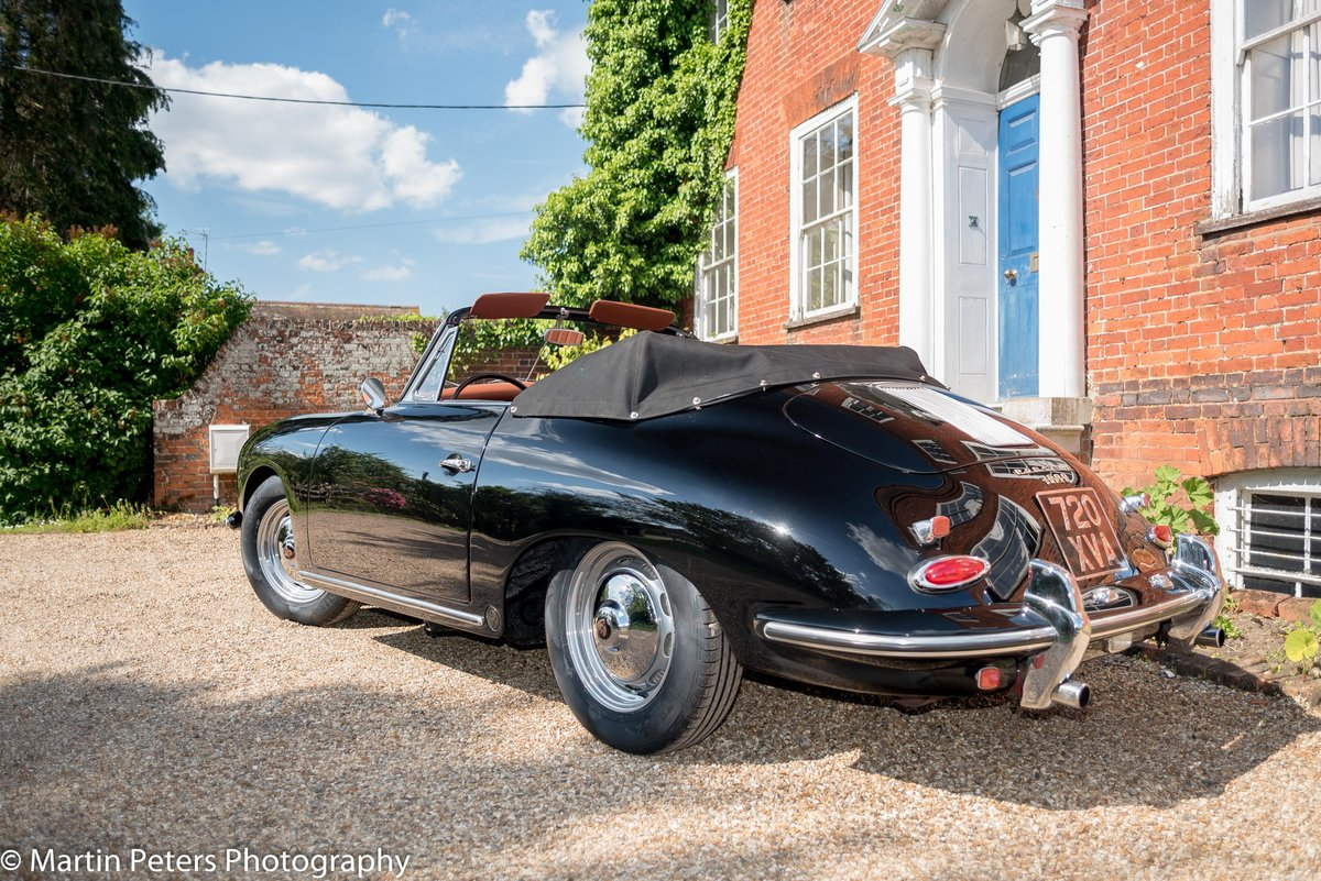 Porsche 356 B T5 Cabriolet 1961 For Sale (picture 4 of 24)