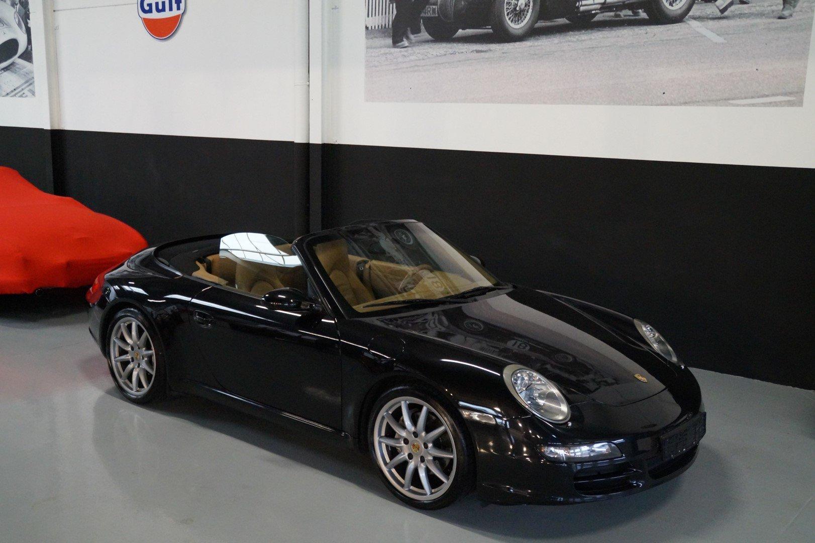 PORSCHE 911 997 Carrera 2 Convertible MANUAL!!! (2006) For Sale (picture 5 of 6)
