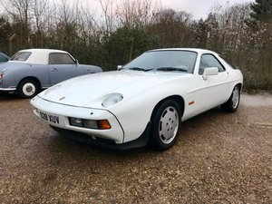 Porsche 928 S2 1986 with only 96,000 miles FSH Immaculate ! For Sale