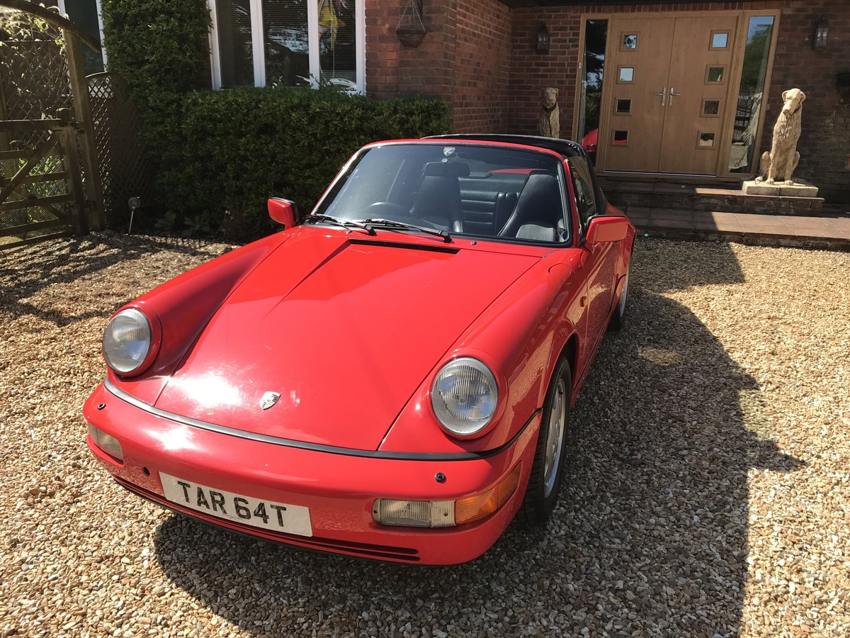 1990 Porsche 911 (964) Targa manual - Beautiful  For Sale (picture 1 of 6)