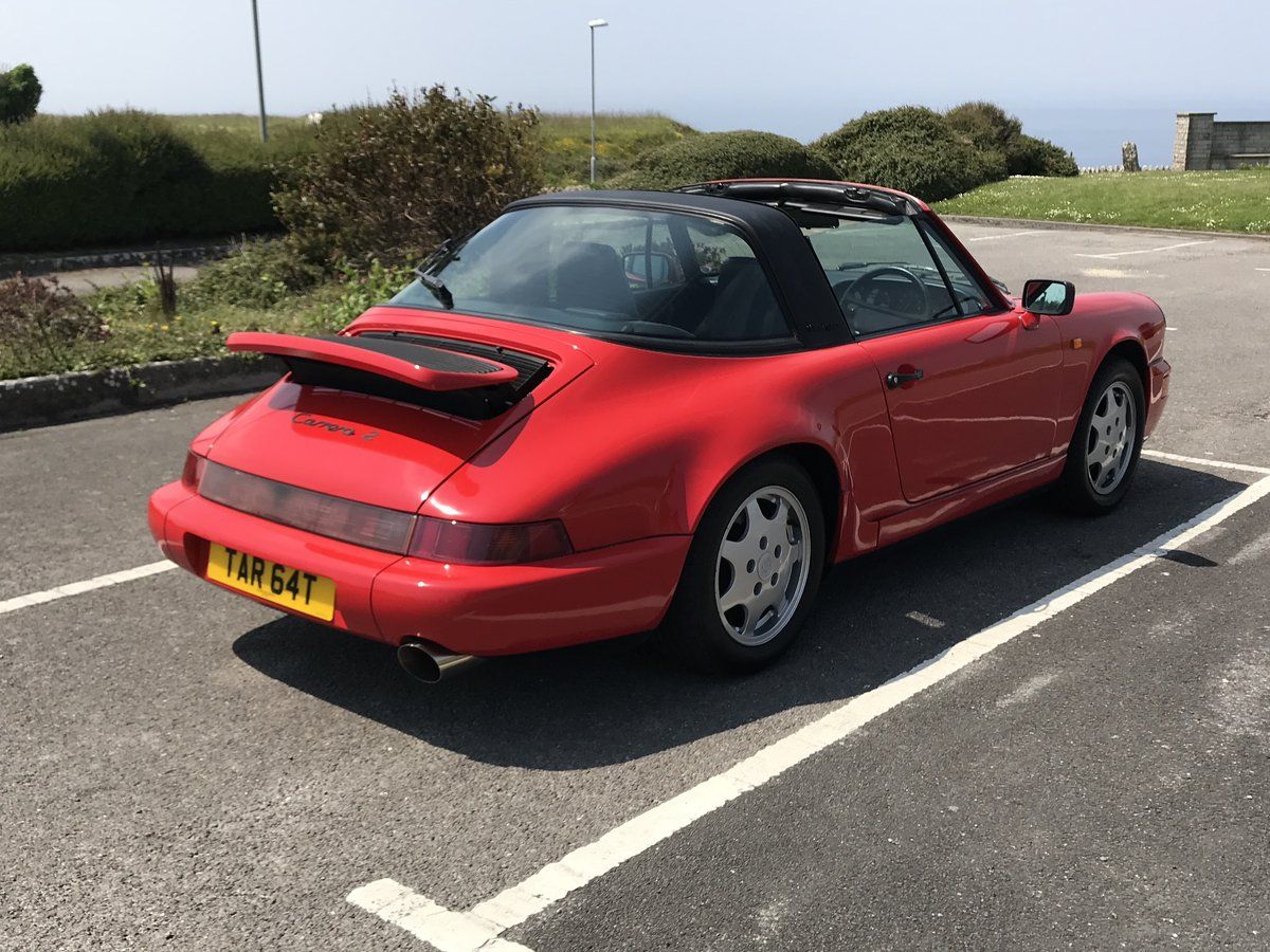 1990 Porsche 911 (964) Targa manual - Beautiful  For Sale (picture 2 of 6)