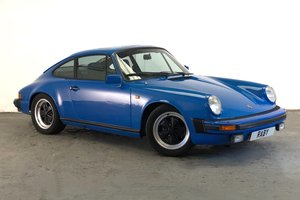 1981 Porsche 911SC in rare colour SOLD