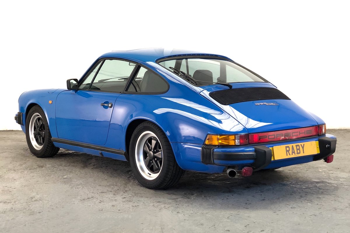 1981 Porsche 911SC in rare colour SOLD (picture 2 of 6)