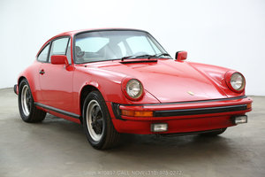 1983 Porsche 911SC Sunroof Coupe For Sale
