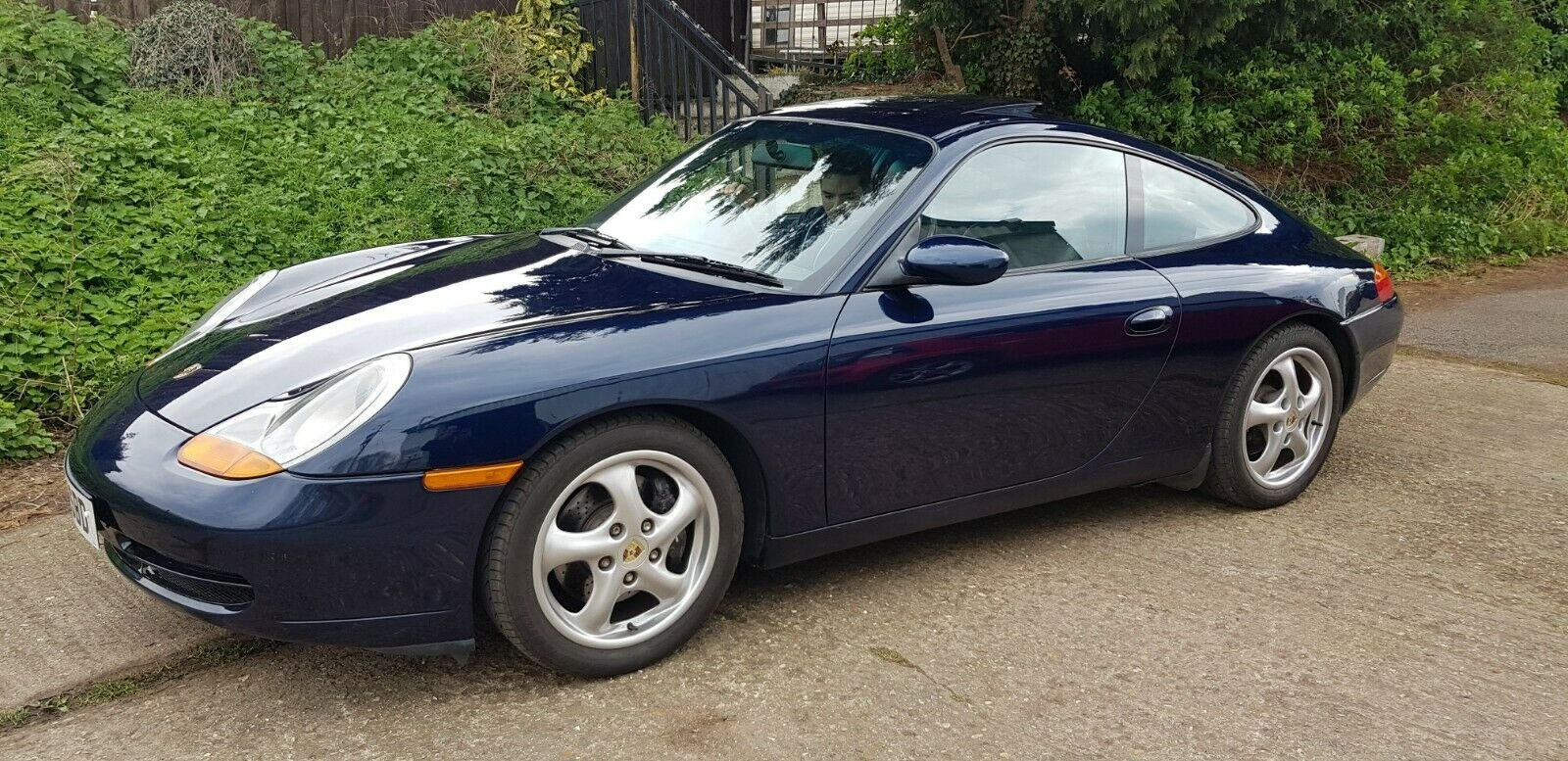 1998 911 Porsche Carrera, Full History, Low Miles For Sale (picture 1 of 6)