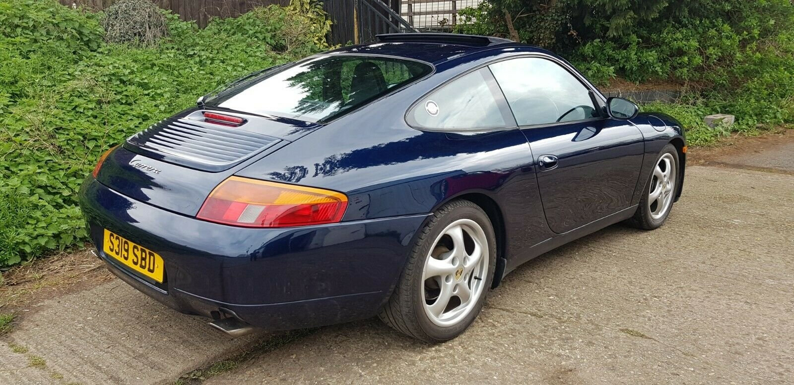 1998 911 Porsche Carrera, Full History, Low Miles For Sale (picture 4 of 6)
