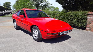 Porsche 924S 1985 74k Miles Owned Since 1992 Manual 2.5L 2+2 For Sale