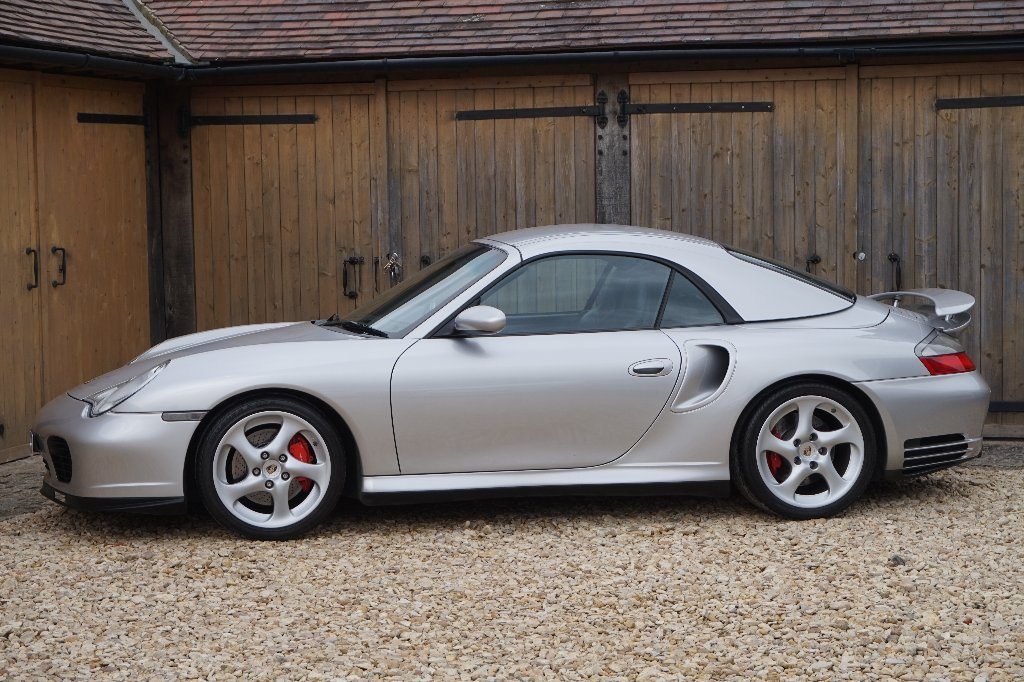 2003 Porsche 911CABRIOLET 996 3.6 Turbo Tiptronic S 2dr For Sale (picture 1 of 6)