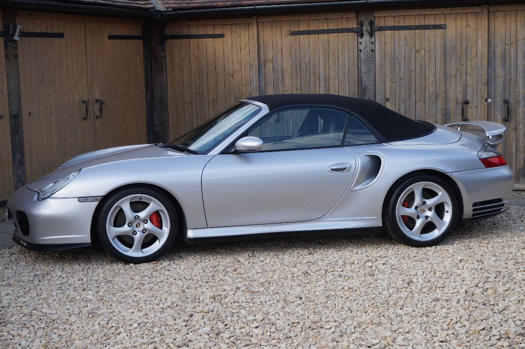 2003 Porsche 911CABRIOLET 996 3.6 Turbo Tiptronic S 2dr For Sale (picture 3 of 6)
