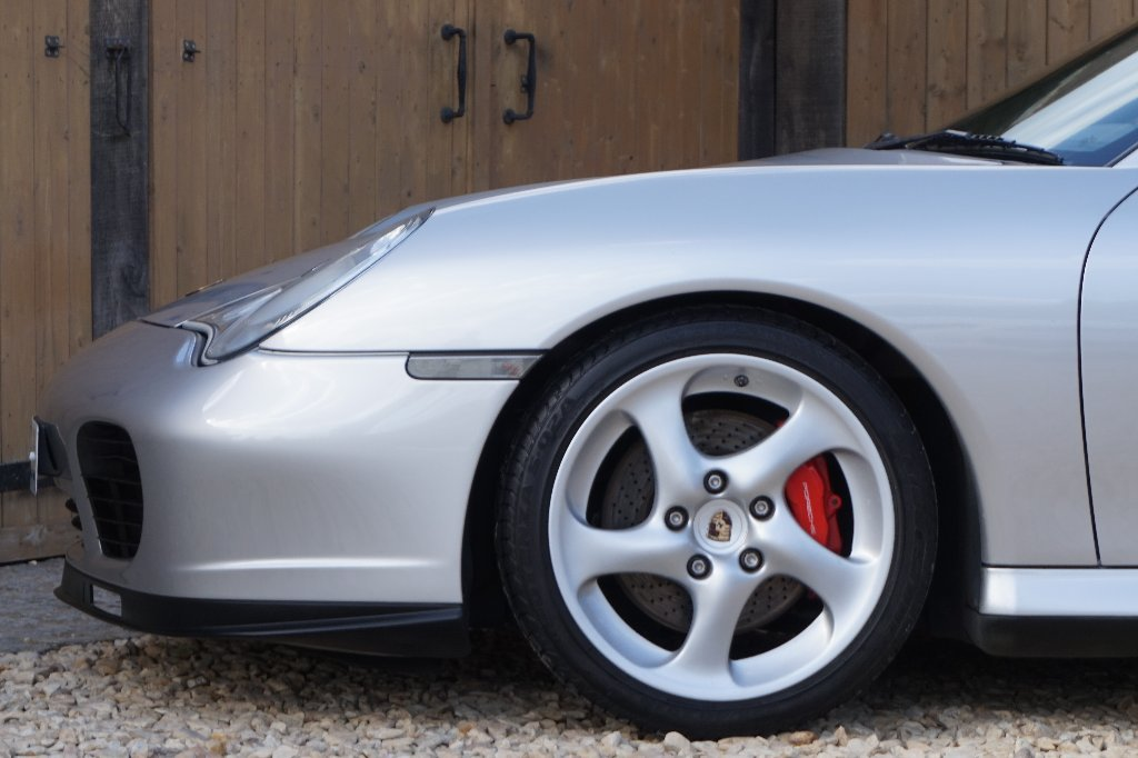 2003 Porsche 911CABRIOLET 996 3.6 Turbo Tiptronic S 2dr For Sale (picture 4 of 6)