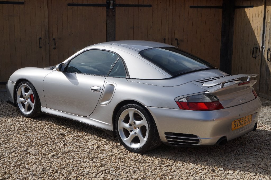 2003 Porsche 911CABRIOLET 996 3.6 Turbo Tiptronic S 2dr For Sale (picture 6 of 6)