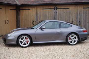 2004 PORSCHE 911 996 C4S MANUAL COUPE For Sale (picture 1 of 6)