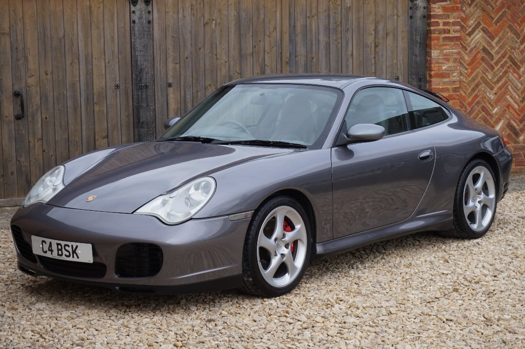 2004 PORSCHE 911 996 C4S MANUAL COUPE For Sale (picture 6 of 6)