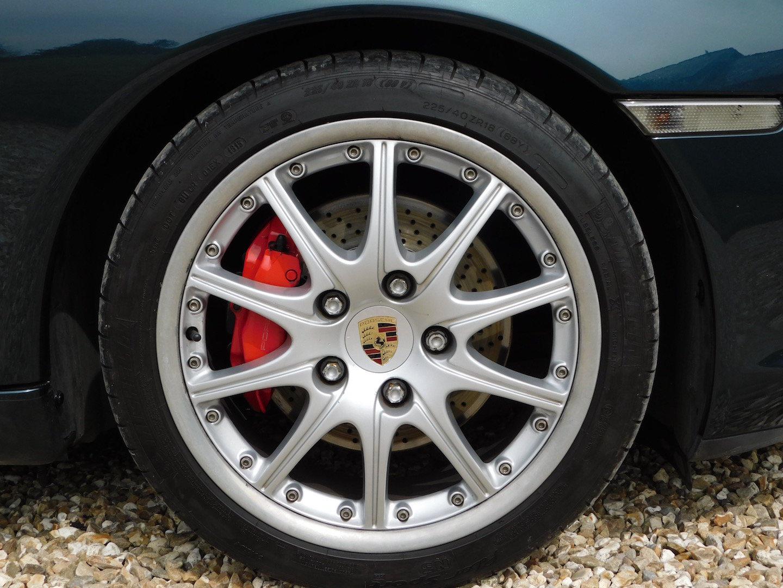 2003 Porsche 986 Boxster 3.2 S - full history, rare colour/spec SOLD (picture 6 of 6)