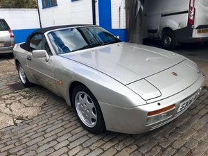 1990 Porsche 944 S2 Cabriolet G reg 2dr For Sale