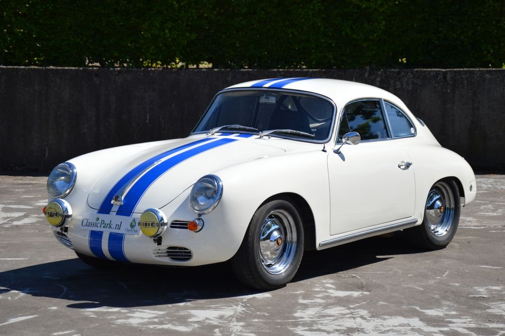 (1025) Porsche 356 B Karmann Coupé 1600S - 1963 For Sale (picture 1 of 6)