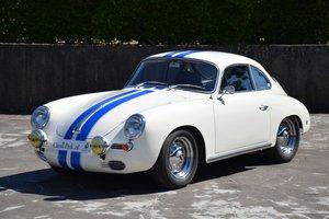 (1025) Porsche 356 B Karmann Coupé 1600S - 1963 For Sale