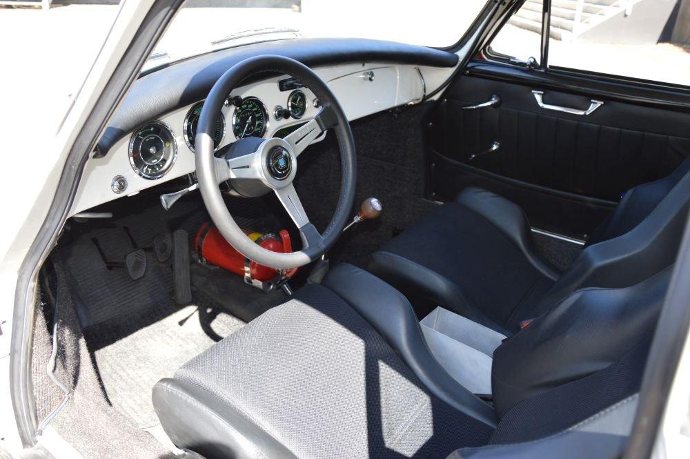 (1025) Porsche 356 B Karmann Coupé 1600S - 1963 For Sale (picture 4 of 6)
