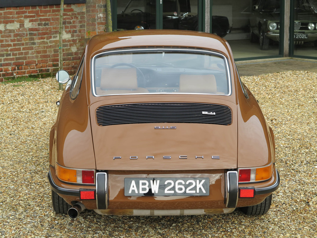 1972 Porsche 911 2.4S For Sale (picture 3 of 5)