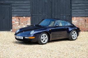 1996 Porsche 993 Targa SOLD
