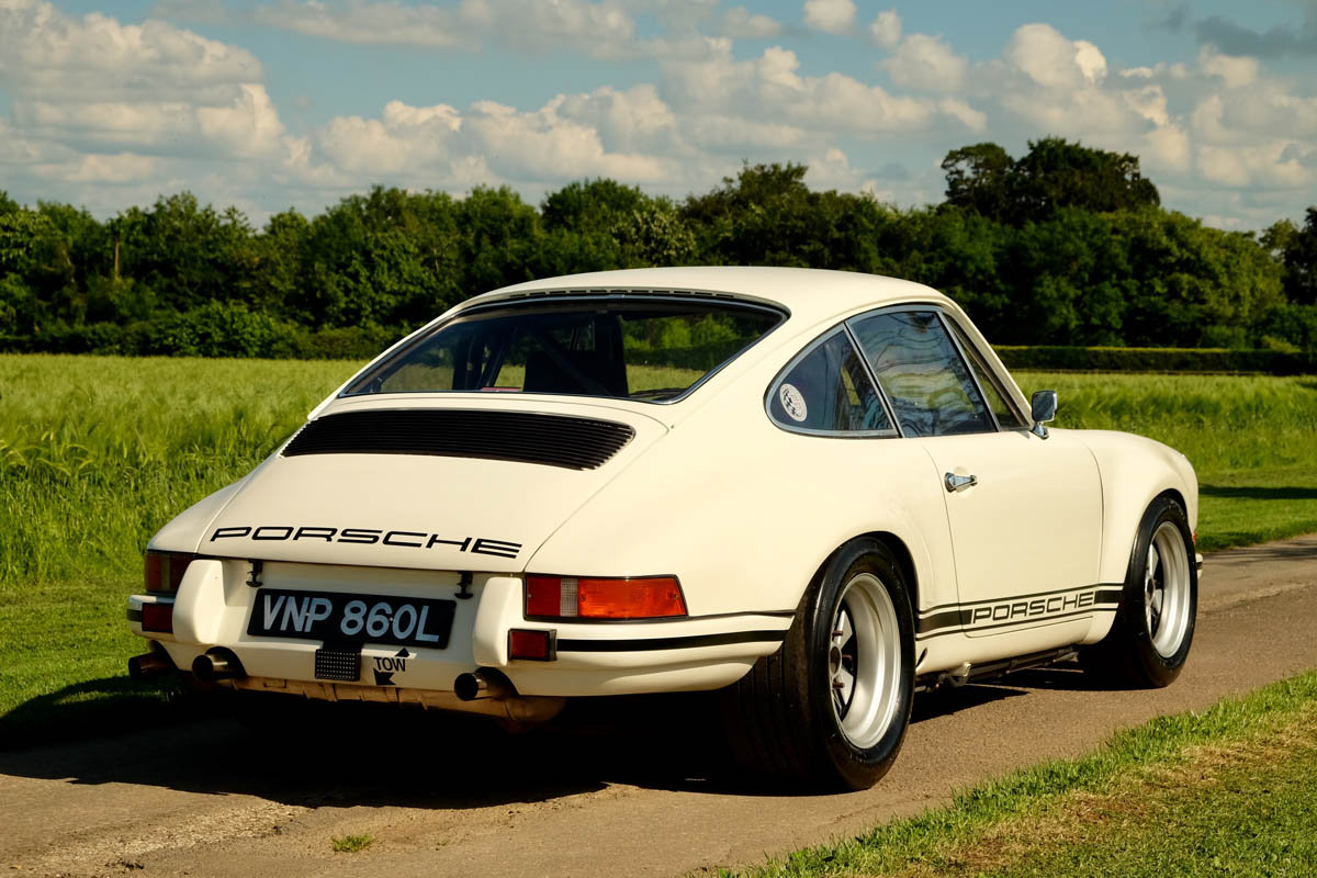 1973 Porsche 911S to S/T Spec with HTP Papers SOLD (picture 2 of 6)