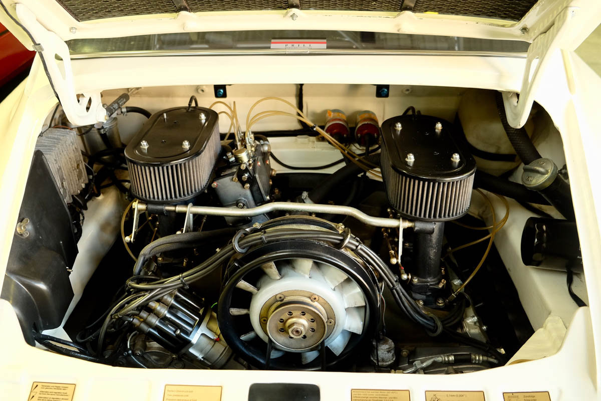 1973 Porsche 911S to S/T Spec with HTP Papers SOLD (picture 5 of 6)