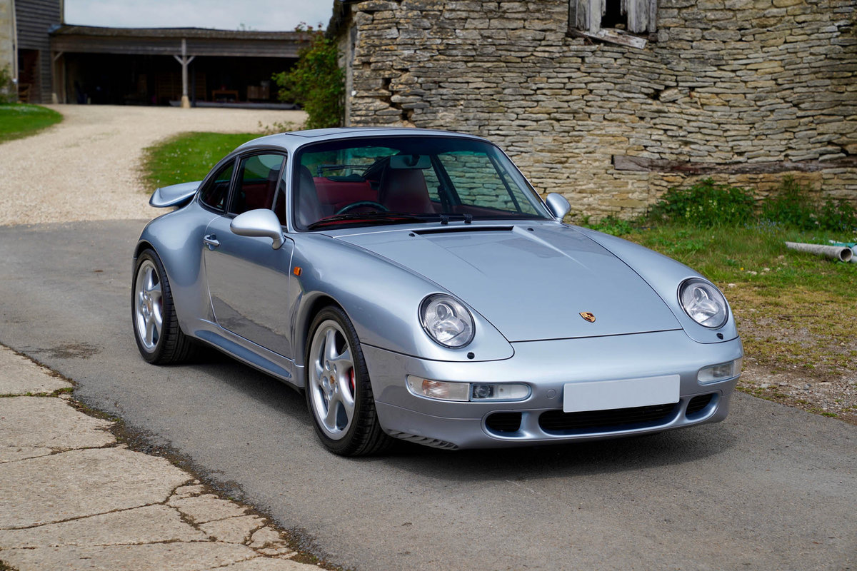 1996 Porsche 993 Turbo X50 SOLD (picture 1 of 6)
