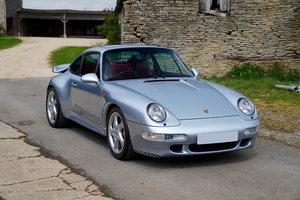 1996 Porsche 993 Turbo X50 SOLD