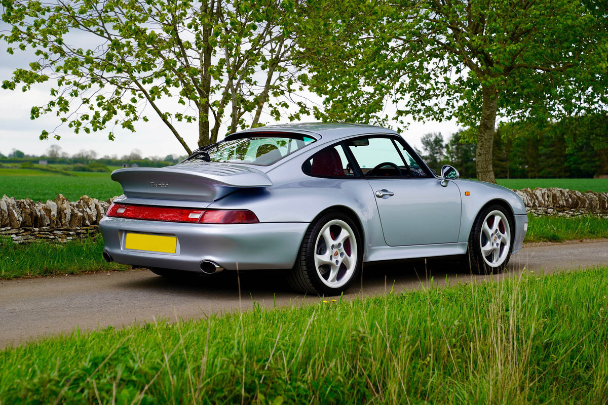1996 Porsche 993 Turbo X50 For Sale (picture 2 of 6)