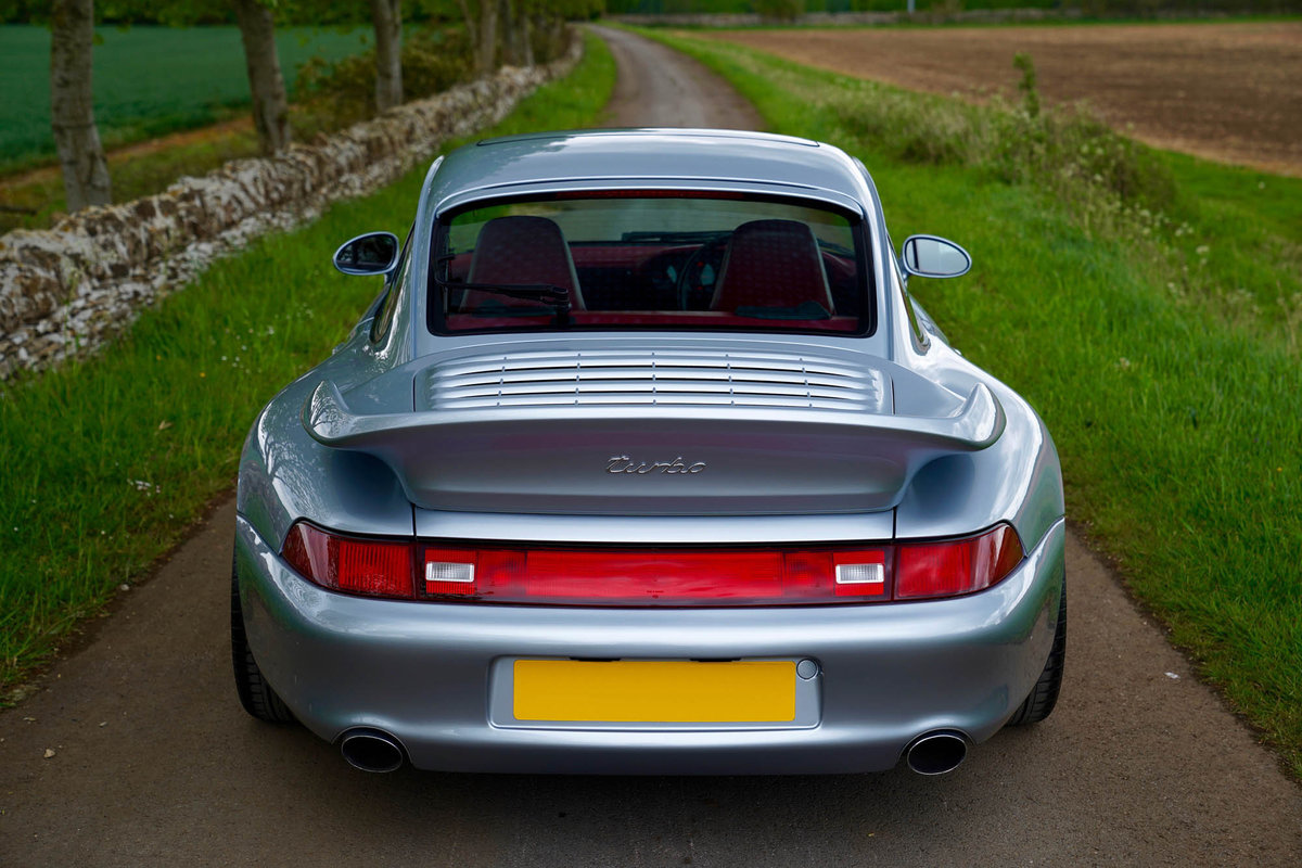 1996 Porsche 993 Turbo X50 For Sale (picture 3 of 6)