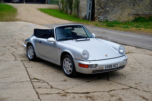 1990 Porsche 964 C2 Cabriolet For Sale