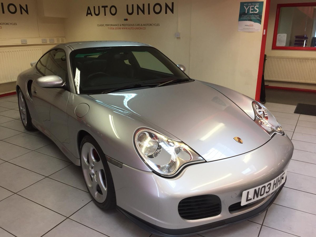 2003 Porsche 996 911 Turbo For Sale Car And Classic