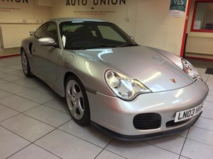 2003 PORSCHE 996 911 TURBO For Sale