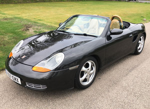 1997 Porsche Boxster 2.5  For Sale