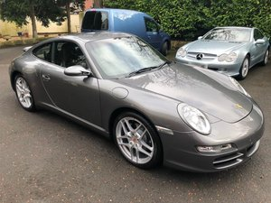 Picture of £24,995 : 2007 PORSCHE 997 CARRERA 4 TIPTRONIC S COUPE For Sale